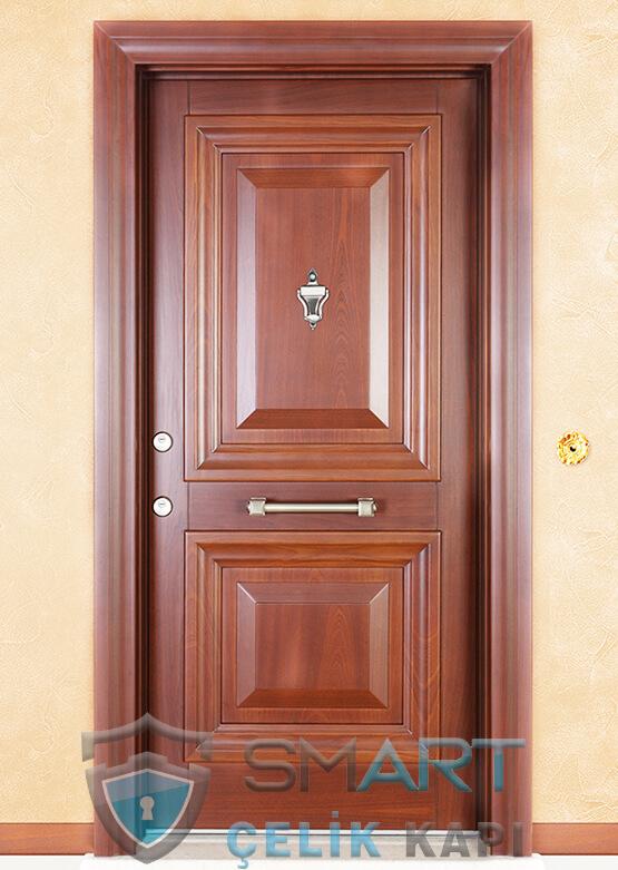 Katia Kabartmalı Lüks Çelik Kapı