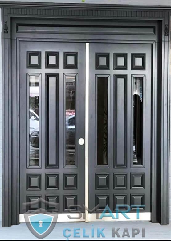 Villa Kapısı Modelleri Klasik Tasarım Şehrazat