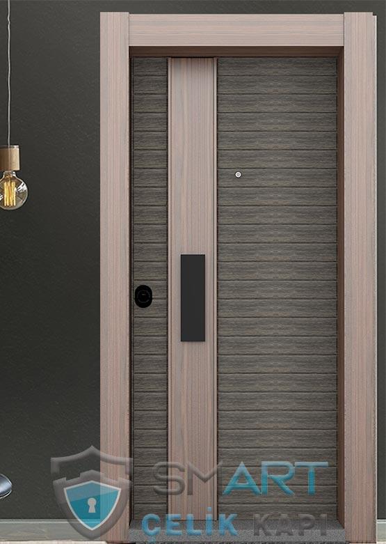 Özel Tasarım Modern Çelik Kapı Apollon